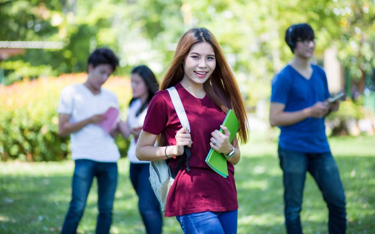 college women with HPV